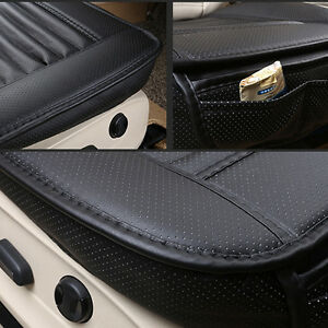 padded car seat cushion ebay. Black Bedroom Furniture Sets. Home Design Ideas