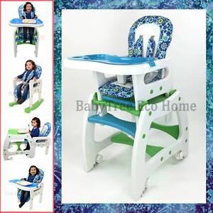 Brand New 4in1 Adjustable Baby Dining High Chair Set Parramatta Parramatta Area Preview