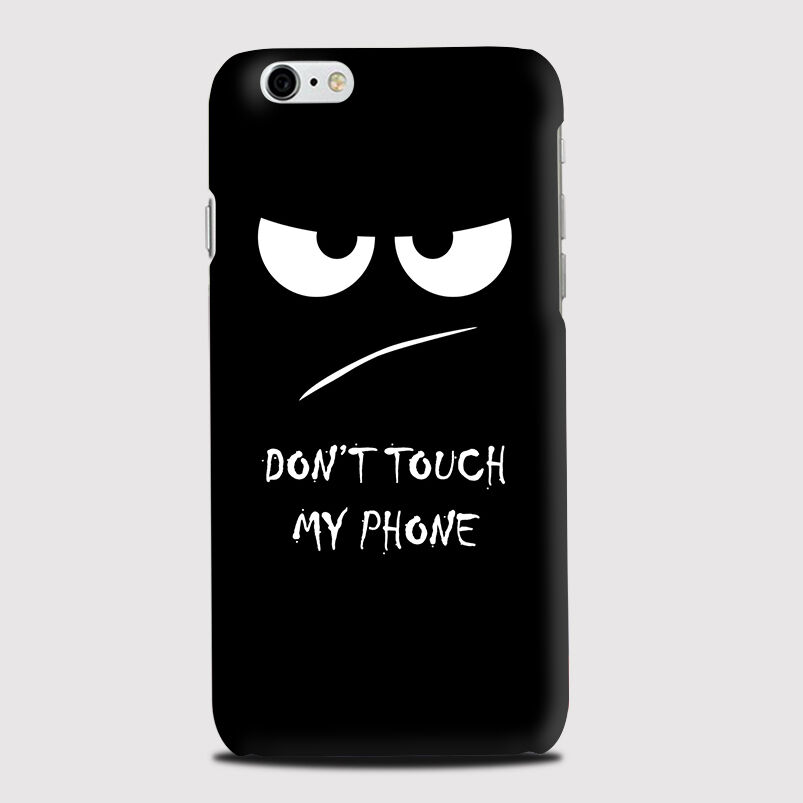 cover samsung s6 dont touch my phone