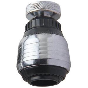 360 Degree Aerator Kitchen Sink Mixer Nozzle Dual Spray Aerater EBay