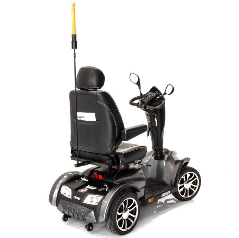 Challenger Led Light Safety Alert Assembly For Most Pride Mobility Drive Scooter