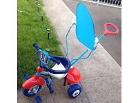 Baby/Boys 3-in-1 Smart Trike