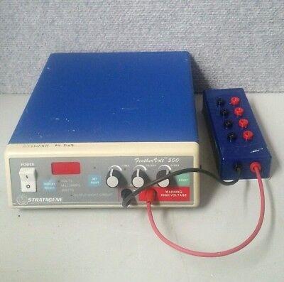 Stratagene Model- Feather Volt 500 Voltage Catalog 400620