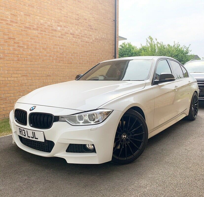 Bmw 320d M Sport: BMW 320d M Sport Auto, HIGH SPEC!! Digital Dash, HK, Sat