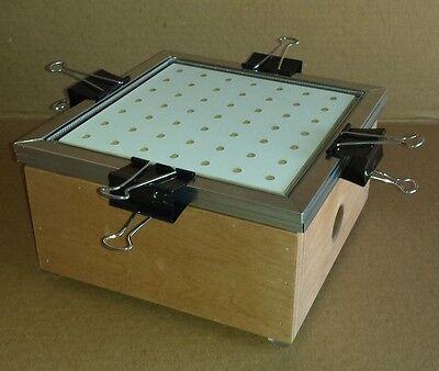 9 X 9 Hobby Vacuum Formingformer - Thermoform Plastic Vacuum Machine