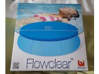 Bestway Flowclear Pool Cover for 8ft Fast Set Pool