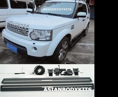 Land Rover Discovery LR3 LR4 SIDE STEP ELECTRIC Deployable running boards power