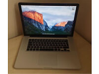 "MacBook Pro 13"" 2009 model"