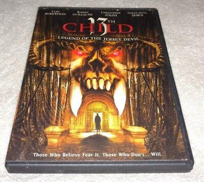 13th Child: Legend of the Jersey Devil (DVD, *RARE opp *HORROR - 13 Horrors Of Halloween