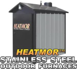 Heatmor Outdoor Furnaces (Outdoor boiler)