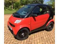 SMART CAR 450 2004, 38K MILES, 10 MONTHS MOT