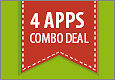 4 Apps Combo Deal