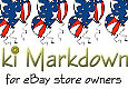 Featured application Ki Markdown