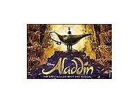 6x Stalls Aladdin Tickets at the Prince Edward Theatre, London