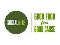 Cooking Volunteer Social Bite/YCSA