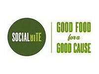 Social Bite (Edinburgh) Looking for Volunteers for Social Suppers