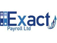 Payroll Administrator Required - Exciting Opportunity