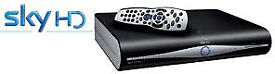2 weeks old Sky+ HD 3D digibox,immaculate, remote control,hdmi&power cabels all included,bargain £45