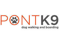 Dog Walkers & Carers needed