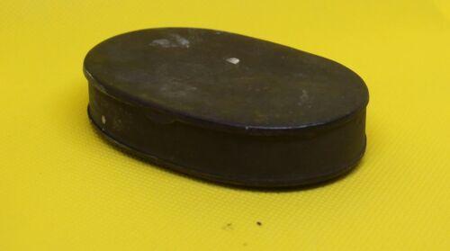 Antique Civil War Tobacco snuff? tin ( empty)