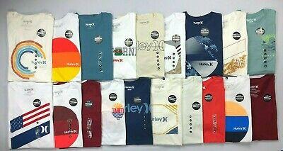 Men's Hurley Premium Tee Modern Fit 100% Cotton T-Shirt
