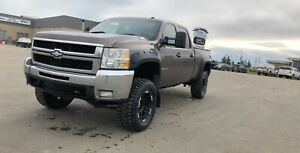 2008 Chevy 2500HD duramax