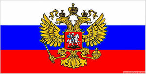 RUSSIA-WITH-CREST-5-FEET-X-3-FLAG-Russian-Moscow-socialist-communist-flags
