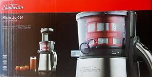 Brand New Sunbeam Slow Juice Extractor Kingston Kingborough Area Preview