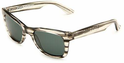 Electric Visual Detroit Sunglasses Chester Grey Frame Gray Lens Case (Sunglasses Chester)