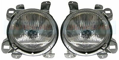PAIR OF VW T3 T25 TRANSPORTER CAMPER CAMPERVAN HEADLIGHTS HEADLAMPS HELLA A1303 for sale  Shipping to Ireland