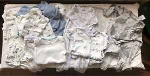 Organic Baby Clothes (00 or 3-6 months)