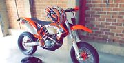 Ktm 450 exc Liverpool Liverpool Area Preview
