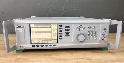 Anritsu Mg3694b 10 Mhz - 40 Ghz Signal Generator Loaded With Options