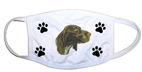 German Shorthaired Pointer Cloth Mask LP 28049 M
