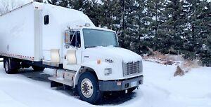1998 Freightliner FL80 Straight Truck