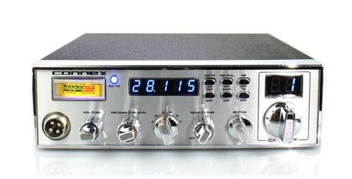 CONNEX CX36HPF AM/FM 6 BAND RADIO