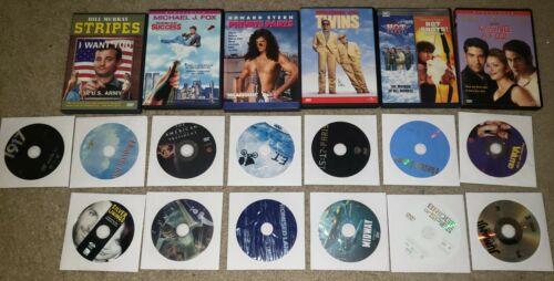 20 DVD Lot -Assorted Genres
