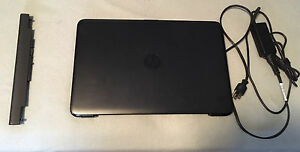 "HP 15.6"" Laptop, Intel N3050, 500GB HDD, 4GB RAM & Windows 10"