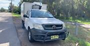 Toyota Hilux 2009 model 4cyl  2.7L workmate manual Warners Bay Lake Macquarie Area Preview