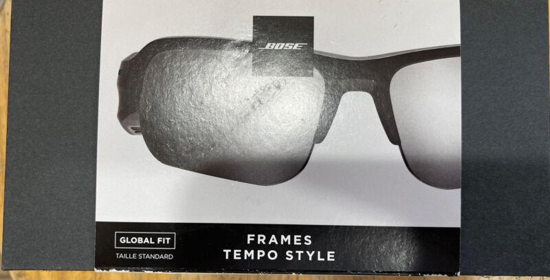 Bose Frames Tempo Audio Sport Sunglasses - Black (839767-0110)