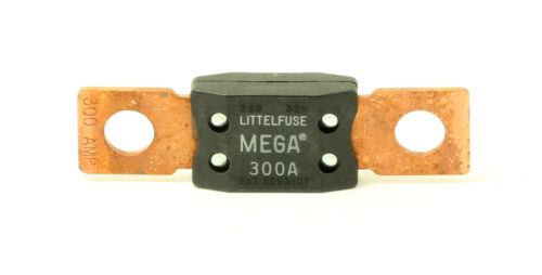 Premium Mega Fuse 300A megafuse 300 amp 32V DC Slo-Blo