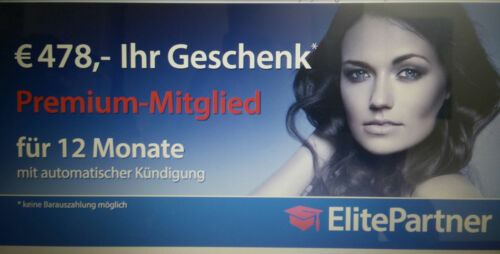 Elitepartner Gutschein 6 Monate
