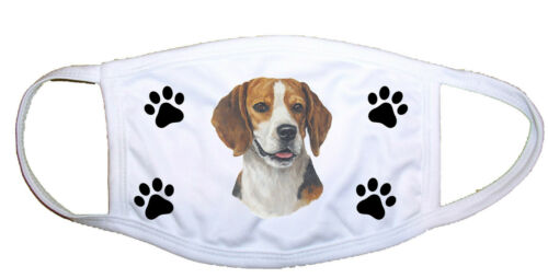 Beagle Cloth Mask LP 28007 M