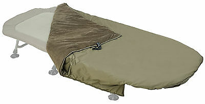 Trakker NEW Version Big Snooze Plus Fishing Thermal Bed Bedchair Cover - 208304