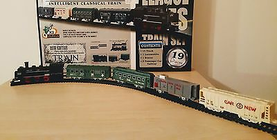 Rail King Intelligent Classical Train set 19 Pieces