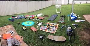 Free-Heaps of Miscellaneous items Glenmore Park Penrith Area Preview