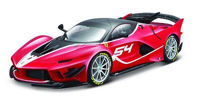 Bburago 1:18 Signature Series Ferrari FXX K FXXK EVO Diecast Model Racing Car