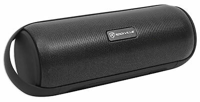 Rockville RPB25 40 Watt Portable/Outdoor Bluetooth Speaker w/USB+SD+Aux In+FM](Boom Boxes)