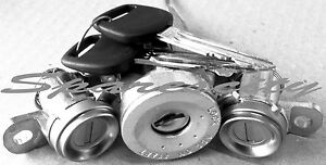 TOYOTA LANDCRUISER 80 SERIES LOCK SET 2 DOOR LOCK & 1 IGNITION  NEW