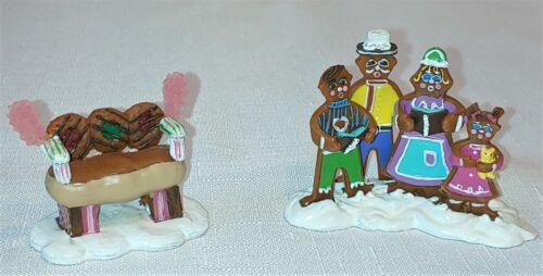 """""""Gingerbread Carolers"""" Department 56 Christmas North Pole Series"""